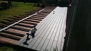 AR' Paysage création entretien de jardin aménagement paysager paysagiste terrasse composite Sautron (44)