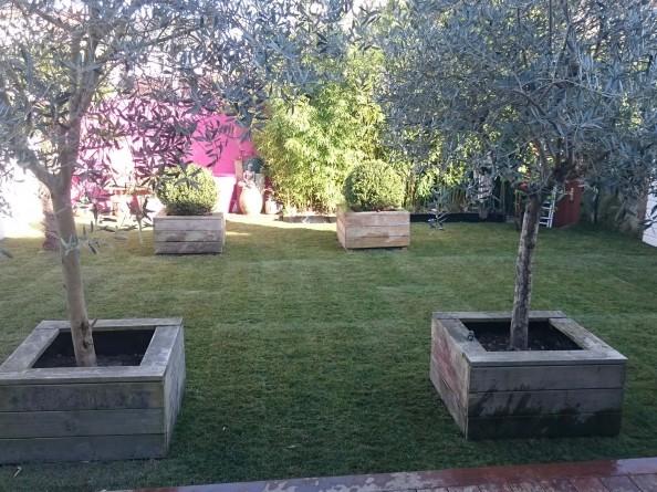 Ar 39 paysage r alisations for Entretien jardin orvault