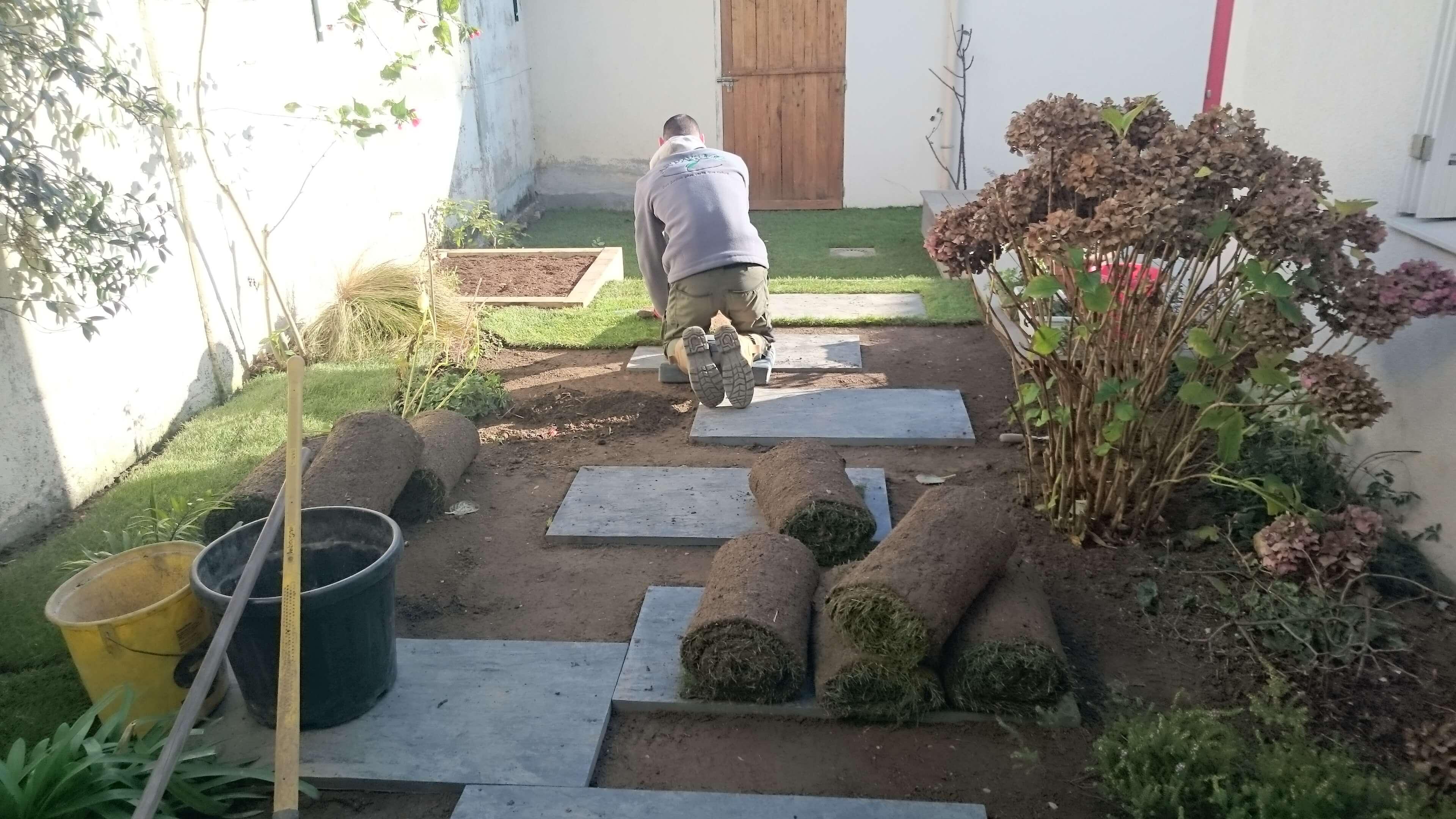 jardinier paysagiste nantes terrasse jardin paysagiste nantes amnagement de voies duaccs dco. Black Bedroom Furniture Sets. Home Design Ideas