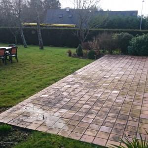 Création entretien de jardin aménagement paysager paysagiste terrasse composite Sautron (44)