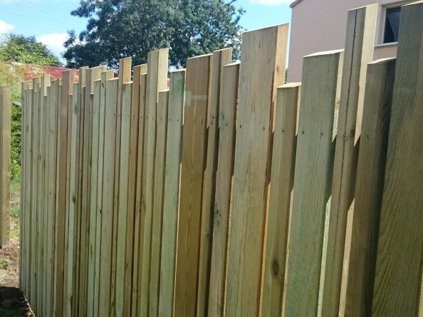 AR' Paysage création entretien de jardin aménagement paysager paysagiste clôture Rezé (44)