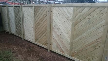 AR' Paysage création entretien de jardin aménagement paysager paysagiste clôture Nantes (44)
